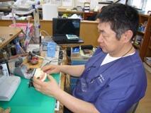 地域のつながり、人とのつながりを大切にしたいと森田さん。より患者にいい方向を常に模索している