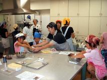 8月開催の親子料理教室