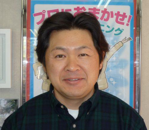 店主 田中伸英さん