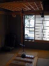 細部にまで、職人の技が生きる和室。見事な造作に、日本建築の粋を目の当たりに