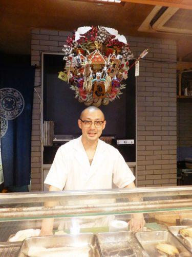 店主 吉田宏輔さん