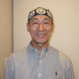 店主 田村義勝さん